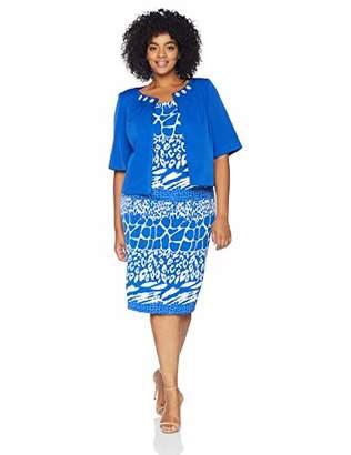 Plus Size Animal Print Dresses Shopstyle