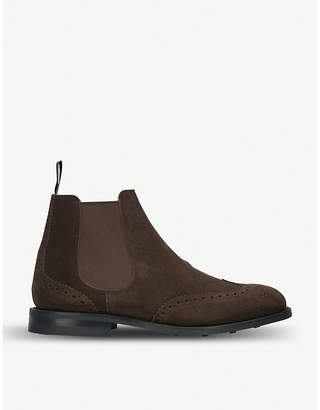 Church's Ravenfield suede chelsea boots