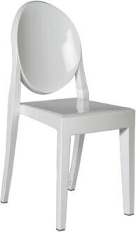 PRE Sales Phantom Armless Stacking Chair (Set of 4) PRE Sales