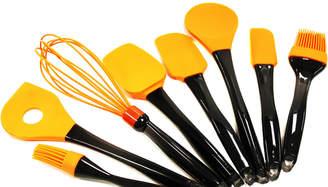 Berghoff 8Pc Geminis Silicone Orange Utensil Set