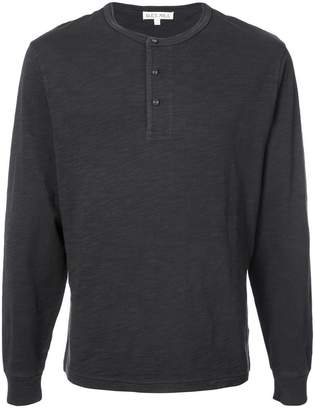 Alex Mill Henley long-sleeve top