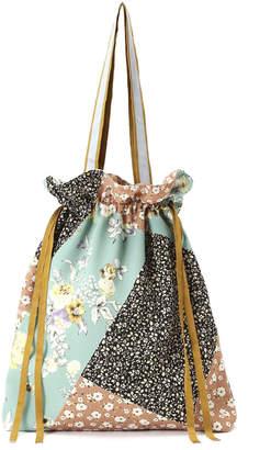 Jill Stuart (ジル スチュアート) - ジルスチュアート シーラミックスフラワー巾着バッグ