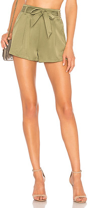 About Us Katerina Paperbag Shorts