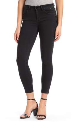 Mavi Jeans Adriana Super Skinny Smoke Black Star Jeans