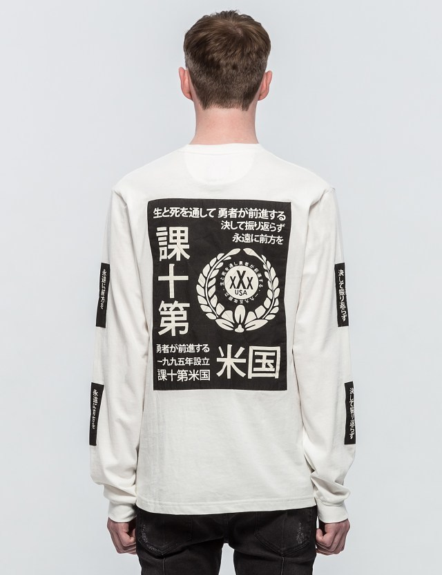 10.Deep10.DEEP Rpm L/S Shirt