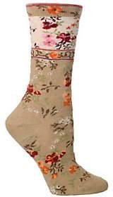 Ozone Design Set of 2 Mona Linen Socks