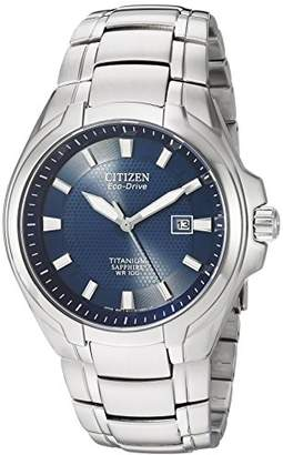 Citizen Men's Eco-Drive Watch with Date