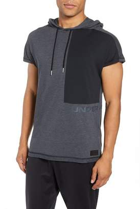Under Armour Pursuit Short Sleeve Hoodie