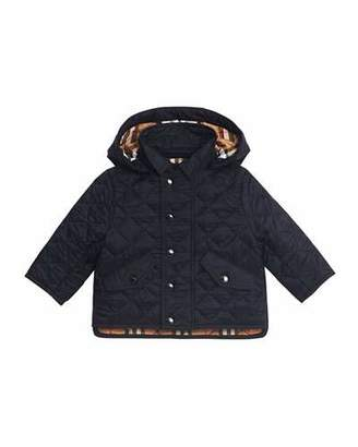 606fa8231df6 Burberry Quilted Jacket Boys Size 14 - ShopStyle