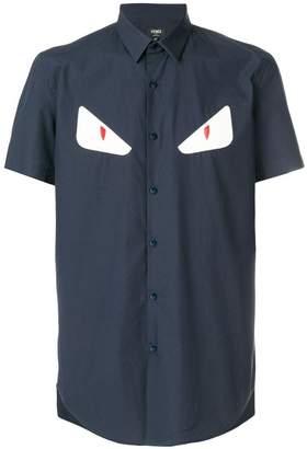 Fendi Monster Eyes shirt