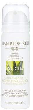 Hampton Sun Hydrating Aloe Continuous Mist/1 oz.