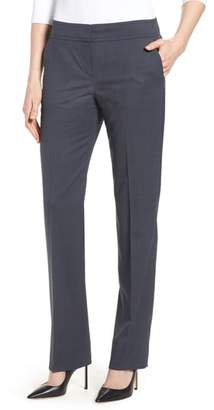 BOSS Talouise Pepita Stretch Wool Suit Pants