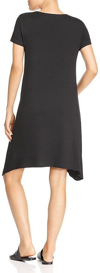 Eileen Fisher Handkerchief Hem Dress 3