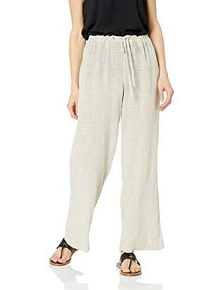 XCVI Women's Lyle Pant Cotton Gauze Solid