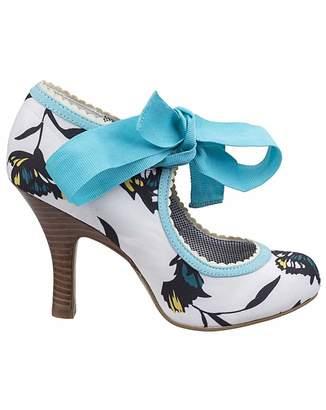 Ruby Shoo Willow Mule Heels
