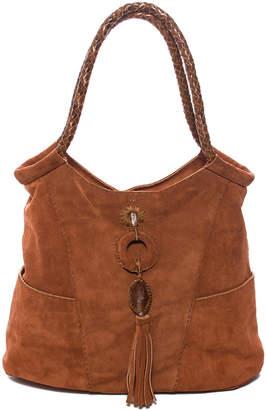 Carla Mancini Tall Zip Top Shoulder Bag