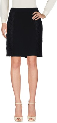 DKNY Knee length skirts - Item 35366980FH