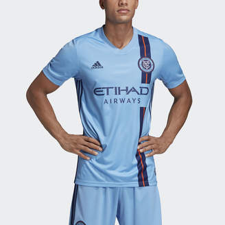 adidas New York City FC Home Jersey