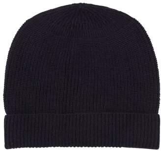 Modern Wool & Cashmere Blend Beanie Hat