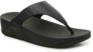 FitFlop Lulu Glitzy Wedge Sandal - Women's