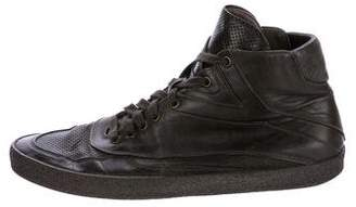 Saint Laurent SL/16H High-Top Sneakers really online XRW6CQ9