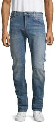 G Star Arc Slim-Fit Five-Pocket Style Jeans