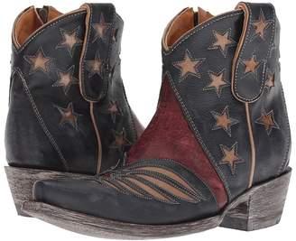 Old Gringo United Short Cowboy Boots