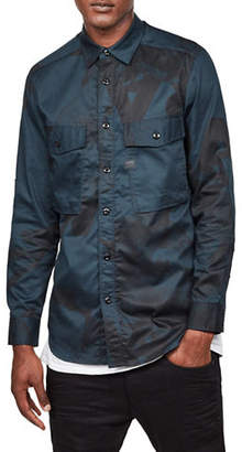 G Star Type C Cotton Sport Shirt