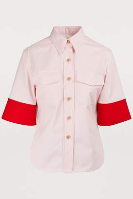 Calvin Klein Shirt with 3/4-width sleeves