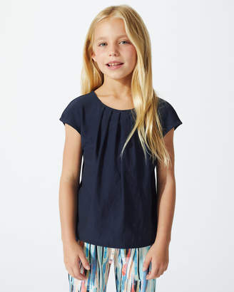 Jigsaw Silky Front Top