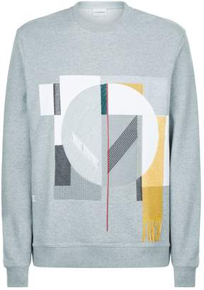 Solid Homme Love Sweater