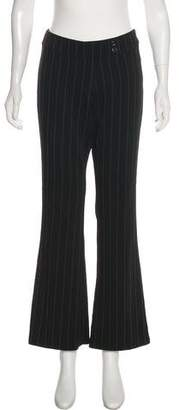 Celine Striped Wide-Leg Pants