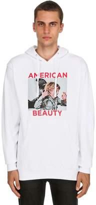 American Beauty Cotton Sweatshirt Hoodie