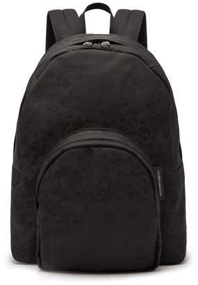 Alexander McQueen Skull-jacquard backpack
