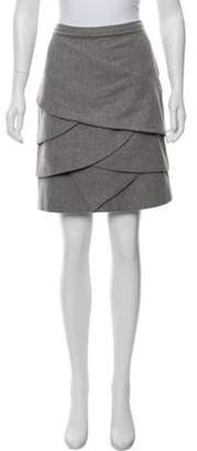 Michael Kors Tiered Mini Skirt grey Tiered Mini Skirt