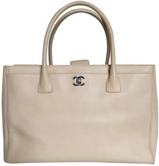 Chanel Executive Leather Tote
