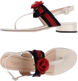 Gucci Toe strap sandals - Item 11451894RE
