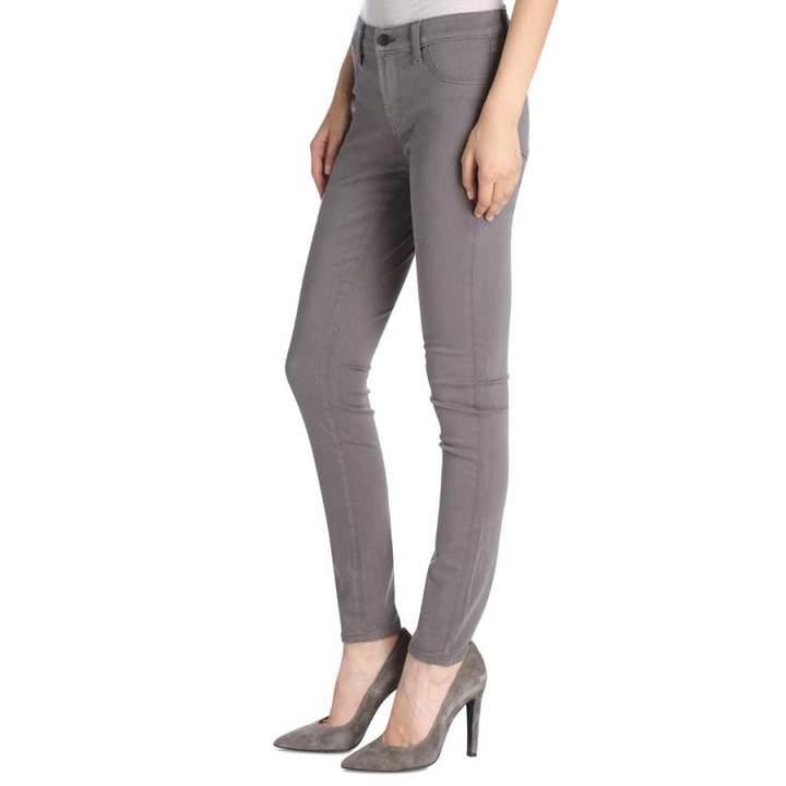 Zinc Grey 485 Skinny Stretch Jeans