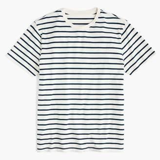 J.Crew Mercantile Broken-in T-shirt in deck stripe