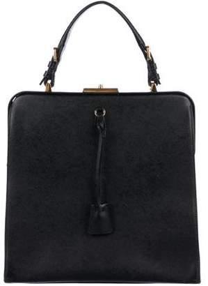 Prada Saffiano Frame Bag
