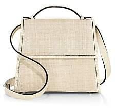 Hunting Season Women's Small Platano & Leather Top Handle Bag
