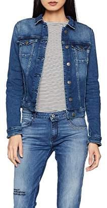 Tommy Hilfiger Tommy Jeans Women's Jean Slim Denim Trucker Jacket