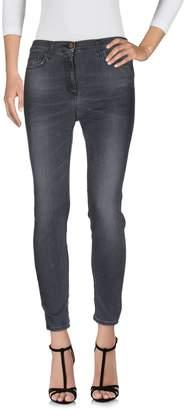 Elisabetta Franchi Denim pants - Item 42593481QV