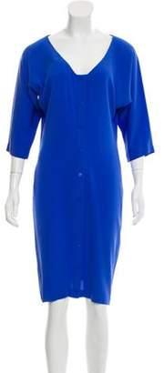 Diane von Furstenberg Maja Two Silk Dress Maja Two Silk Dress