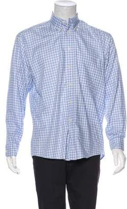 Burberry Patterned Casual Shirt
