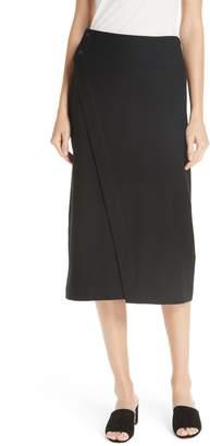 Eileen Fisher Knit Wrap Skirt