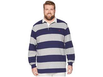 Polo Ralph Lauren Big Tall Rugby Polo