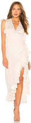 Shona Joy Zephyr Wrap Dress