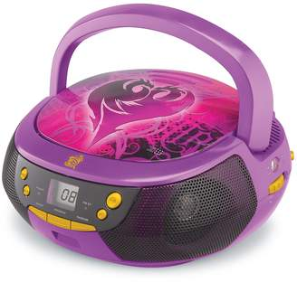 Christian Dior Kid Designs Disney's Descendants Boom Box Radio