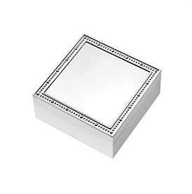 Wedgwood Vera Wang With Love Square Box 10Cm